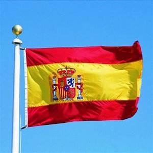 Online kopen Wholesale madrid spanje vlag uit China madrid