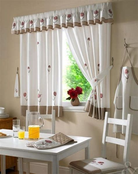 52 best Kitchen Curtains images on Pinterest   Kitchen