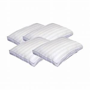 simmons beautyrest side sleeper pillow king size 4 pack With best king size pillows for side sleepers