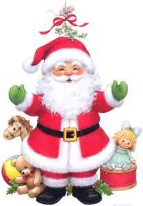 Ruth Morehead Christmas Santa