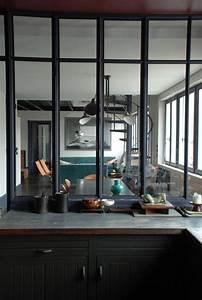 Verriere Atelier D Artiste : tendance la verri re style atelier d 39 artiste frenchy fancy ~ Nature-et-papiers.com Idées de Décoration
