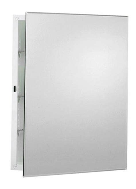 zenith 24 quot frameless medicine cabinet at menards 174