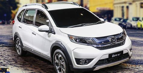 Honda Brv 2019 Picture by 7 Seater Honda Brv 2019 Model Same Exterior Same Price