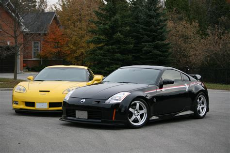 Boorad2 2005 Nissan 350z Specs, Photos, Modification Info