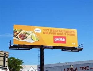 Daily Billboard: DoorDash and other food delivery ...