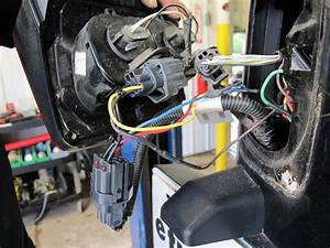 2008 Jeep Wrangler Unlimited Tow Bar Wiring