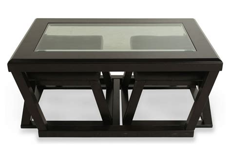 Believe it or not, building the base was so much easier than making the top! Coffee Table With Pull Out Ottomans   Roy Home Design