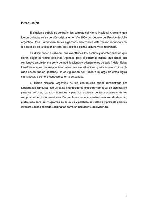 Calaméo - HIMNO NACIONAL ARGENTINO. EL ORIGINAL.