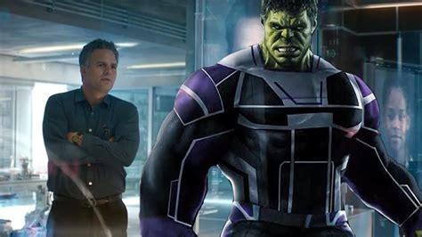 professor hulk  avengers endgame  story arc youtube