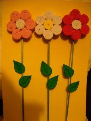 labores y manualidades varias flor en goma