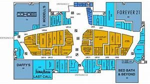 Short Hills Mall Map