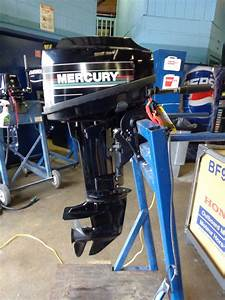 Used 1991 Mercury 8mh 8hp Two