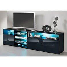 meubles tv cd hi fi noir 3suisses
