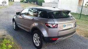 Range Rover Evoque Occasion Pas Cher : achat range rover evoque td4 4x4 pure pack tech full option d 39 occasion pas cher 25 900 ~ Gottalentnigeria.com Avis de Voitures