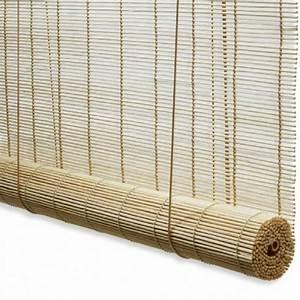 Store en Bambou Naturel 62x182