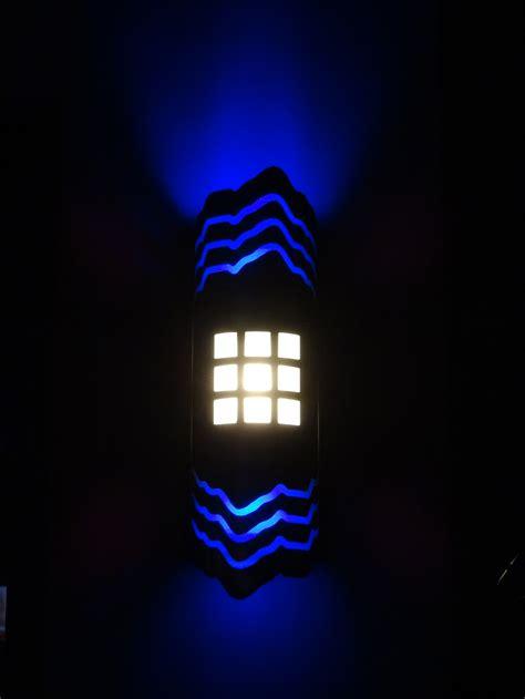 custom color changing led exterior wall sconce sestak lighting design