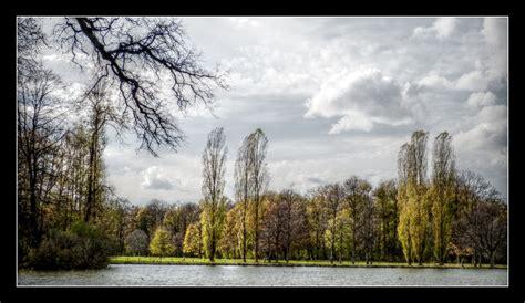 Herbst Im Englischen Garten by M 252 Nchen Herbst Im Englischen Garten Foto Bild