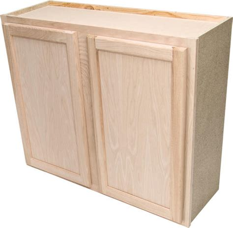 30 deep kitchen cabinets quality one 36 quot x 30 quot unfinished oak standard wall