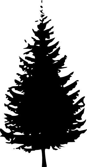 tree silhouette clip art  clkercom vector clip art