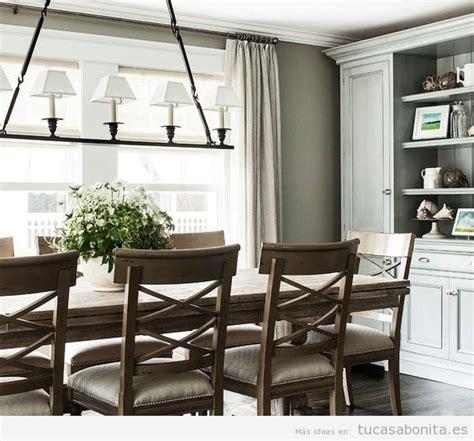 ideas  decorar  comedor parte  tu casa bonita
