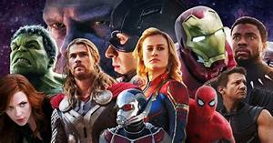 The, Marvel, Movies, Ranked, From, Iron, Man, To, Avengers, Endgame