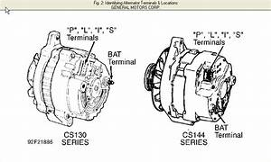 2003 Silverado Alternator Wiring Diagram