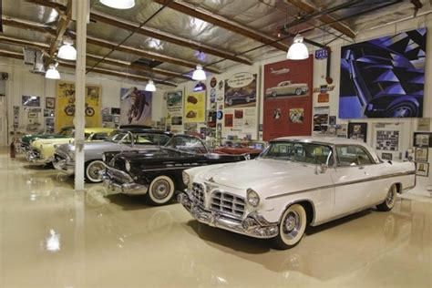 A Visit To Jay Leno's Garage  St Albert's Place On The Web