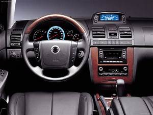 SsangYong Rexton (2005) picture #20, 1600x1200