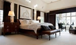 Curtains For Black Furniture by 19 Jaw Dropping Bedrooms With Dark Furniture Designs