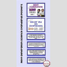 Next Generation Science Standards Posters For 5th Grade (ngss)  Science, Poster And The O'jays