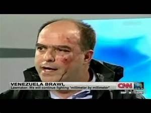 Venezuela Fist Fight Political | Fistfight erupts in ...