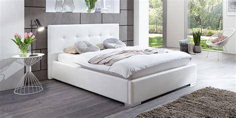 Betten In Weiß by Bett Mit Bettkasten Polsterbett Lattenrost Doppelbett 180