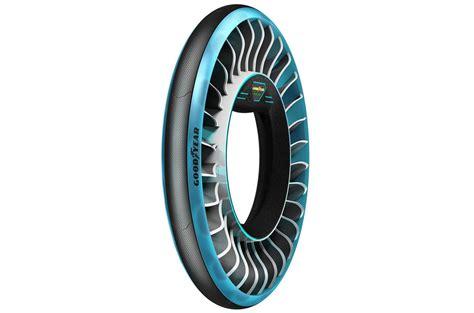 Goodyear Reveals Aero Levitating Tyre Concept