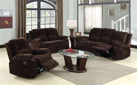fabric reclining sofas and loveseats cm6555cp canterbury reclining sofa in brown fabric w options
