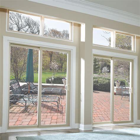 lite sliding patio doors atrium windows doors