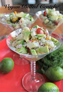 Vegan Dilled Ceviche | Recipe | Vegan potluck, The o'jays ...