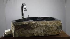 Naturstein Waschbecken Erfahrungen : waschbecken hand aufsatz stein naturstein marmor findling waschtisch neu awab4 ebay ~ Indierocktalk.com Haus und Dekorationen