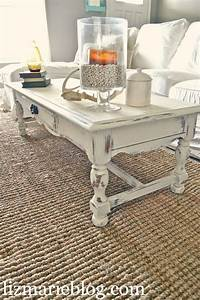 best 25 distressed coffee tables ideas on pinterest With distressed white coffee table set