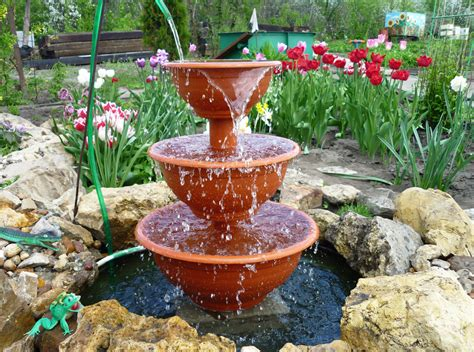 how to deal with the small fountain ideas at home pool