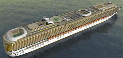 Gigantic Cruise Ship Planned - Picture 161700 | Boat News @ Top Speed