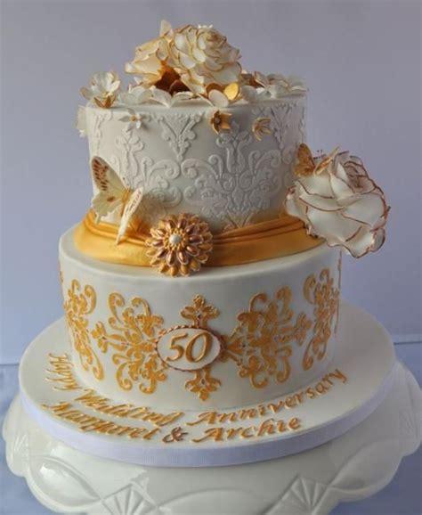 tier  white  anniversary cake  butterflies