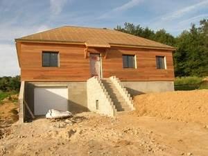 Sous Sol Maison : maison en bois en seine maritime 76 constructeur fabricant ~ Melissatoandfro.com Idées de Décoration