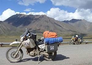 Dalton Highway  Haul Road  By Motorcycle