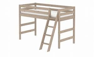 Bett 90x200 Holz : flexa mittelhohes bett 90x200 holz flexa classic kiefer terra schr gleiter ~ Whattoseeinmadrid.com Haus und Dekorationen