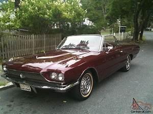 1966 Ford Thunderbird Base Convertible 2