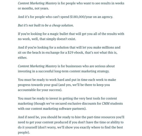 Content Marketing Course by The 6 Step Strategy We Used To Make 120 679 Selling An