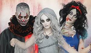 Gruselige Halloween Kostüme : kost me f r halloween fasching jetzt online kaufen horror ~ Frokenaadalensverden.com Haus und Dekorationen