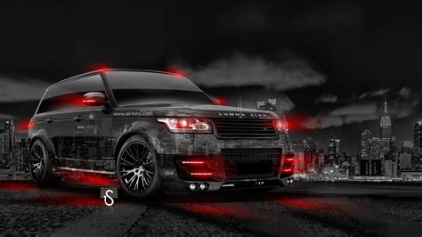 range rover lumma crystal city car  el tony