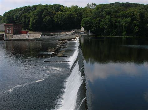 Occum Hydroelectric Plant Dam Wikipedia