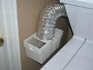 Apartment building vents for dryer exhaust installing for Apartment dryer no vent